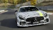 Mercedes-AMG GT R Pro : encore plus radicale pour Los Angeles