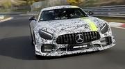 Mercedes-AMG GT R Pro : hardcore