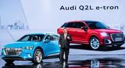 Audi Q2 L e-Tron : un SUV électrique réservé au marché chinois