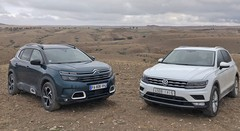 Essai Citroën C5 Aircross vs Volkswagen Tiguan : Deux visions du SUV pour la famille