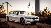 La BMW 330e hybride rechargeable se dévoile en détails