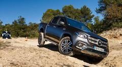 Essai Mercedes Classe X350d : l'étoile qui tombe à pic
