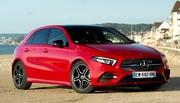 Mercedes Classe A : un prix de départ de 27.650 € en essence, 32.200 € pour le diesel