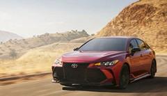 Toyota : nouvelles Camry et Avalon TRD à Los Angeles 2018