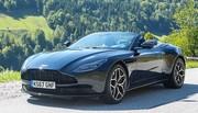 Essai Aston Martin DB11 V8 Volante : Ode à la vie