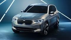 Le BMW X3 électrique disponible en précommande