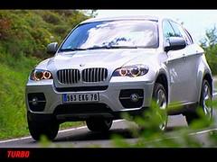 Essai BMW X6 : Entre coupé et 4X4 !
