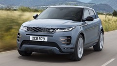 Présentation vidéo - Nouveau Range Rover Evoque: baby Velar