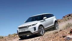 Range Rover Evoque 2018 : l'heure du renouveau
