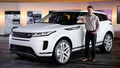 Land Rover Range Rover Evoque 2 (2019) : nos impressions à bord