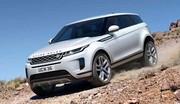 Nouvel Evoque : de plus en plus Range Rover