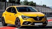 La Renault Mégane R.S. Trophy, un prix de départ de 44.100 euros