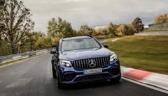 Le Mercedes-AMG GLC 63 S domine le Nürburgring