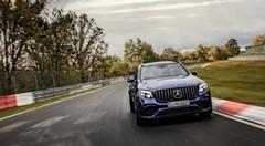 Le Mercedes GLC 63 AMG devient le SUV le plus rapide du Nürburgring
