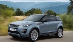 Officiel : Le nouveau Range Rover Evoque suit le Velar de près !
