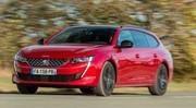 Essai Peugeot 508 SW (2019) : notre avis sur la nouvelle 508 break