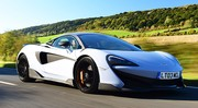 Essai McLaren 600LT : ADN de la course
