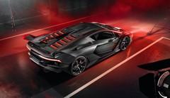 Lamborghini SC18 : le premier taureau produit à un seul exemplaire