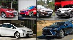 Les voitures hybrides sont-elles des occasions parfaites ?