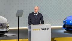 Le patron intérimaire de Renault tient à rassurer ses troupes
