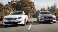 Essai : la nouvelle Peugeot 508 SW défie la Volvo V60