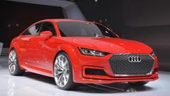 Audi TT Sportback : il n'existera jamais