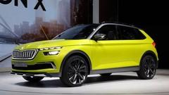 Skoda Kosmiq : le SUV urbain de Skoda arrivera à la rentrée 2019