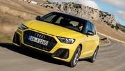 Essai Audi A1 : Seconde session