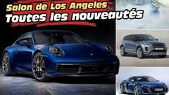 Les nouveautés du salon de Los Angeles 2018