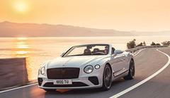 Bentley Continental GT: avec un C comme Convertible