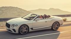 Bentley dévoile la nouvelle GT cabriolet