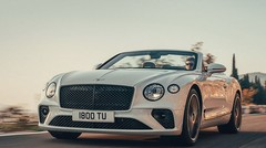 Bentley Continental GTC : encore plus séduisante