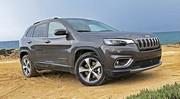 Essai du Jeep Cherokee (2018) : à l'ancienne