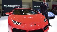 Lamborghini : atmosphériques mais hybrides