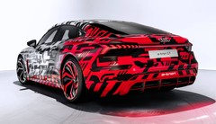Audi dévoile les premières images de son concept e-tron GT