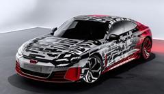Audi e-tron GT concept : la tueuse, explosive, de Tesla Model S ?