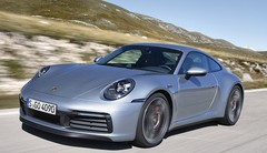 Porsche 911 992 : plus rapide, plus intelligente, plus large