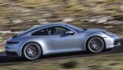 Porsche dévoile la nouvelle 911, la type 992