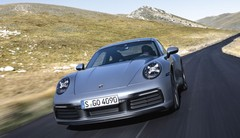 Porsche présente sa nouvelle 911