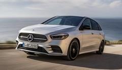 Essai Mercedes Classe B (2019) : on reviendra plus tard