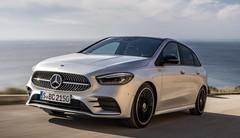 Premier essai Mercedes Classe B 2019 : Monospace Mohican