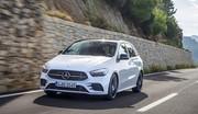 Essai Mercedes Classe B 200 : Un monospace bien balancé