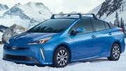 Toyota Prius 2019 : infos et photos de la Prius restylée à Los Angeles