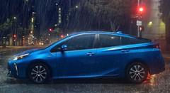 Restylage précoce pour la Toyota Prius 4