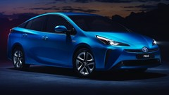 Toyota Prius restylée: un peu moins originale