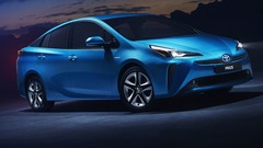 Toyota Prius (2019) : un restylage et 4 roues motrices