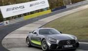 Mercedes-AMG GT : petites évolutions et version radicale GT R Pro