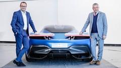 Pininfarina PF0 : l'auto homologuée route la plus puissante au monde