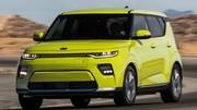 Kia Soul EV : avec batterie de 64 kWh