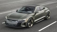 Audi e-tron GT concept : le coupé 4 portes électrique d'Audi est prêt